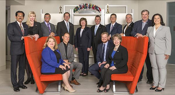 2016-17 IFMA Board of Directors