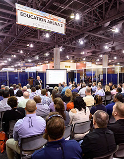 World Workplace 2019 Education Arena Sessions