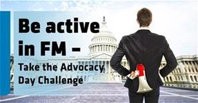 Top 5 reasons to attend IFMA's Advocacy Day