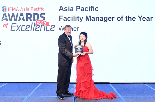 Asia FM of the Year Yeung 2019