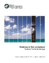 Violence in the Workplace Research Report