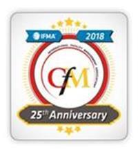 IFMA's CFM 25th Anniversary, 2018