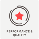 Performance & Quality