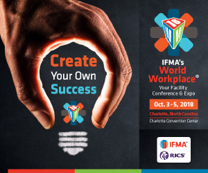 IFMA's World Workplace Conference & Expo 2018 in Charlotte