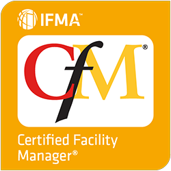 IFMA Certified Facility Manager Badge