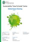 Sustainability How-to Guide: Global Green Cleaning